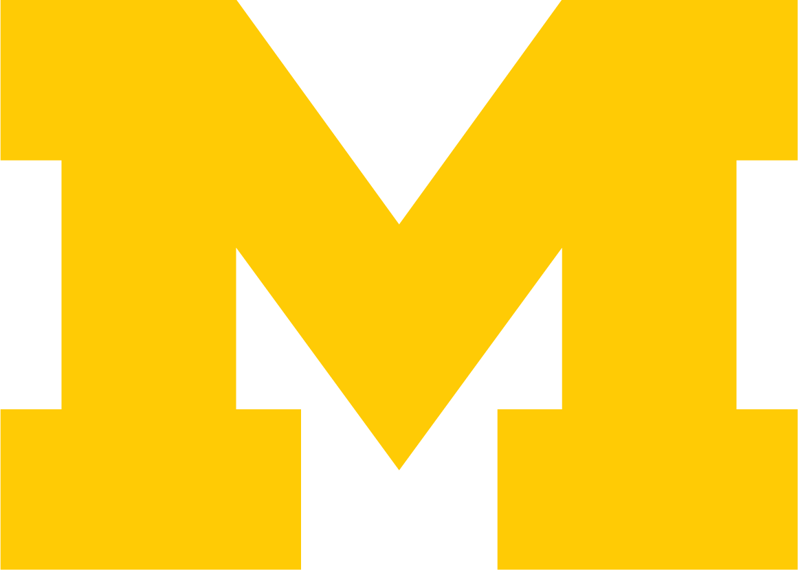 Block M Logo - University of Michigan