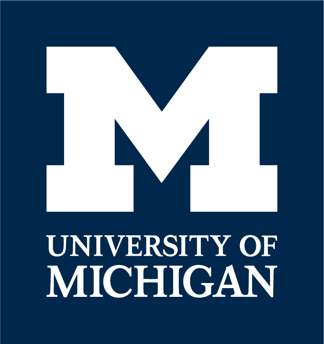 Blue Logo - University of Michigan